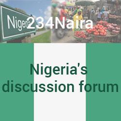 Nigeria's discussion forum
