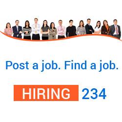 Post a job. Find a job.