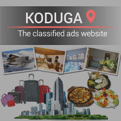 The classified ads website