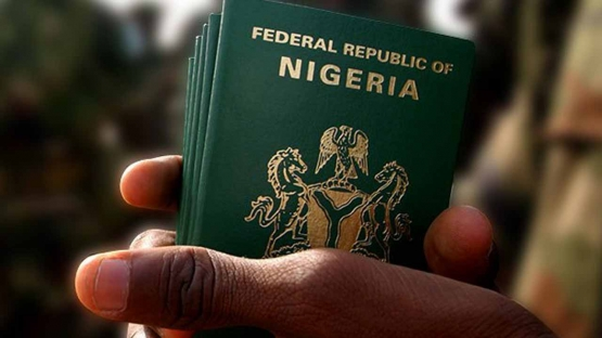 Nigeria ranks among countries with least powerful passports