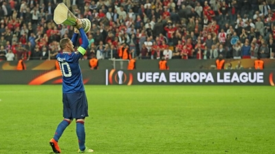 Wayne Rooney helped Man United to the Europa League in what looks to be his final match for the club.