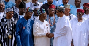 Benue leaders meet Buhari