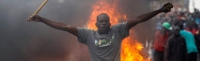 Kenya election: Opposition vows to overturn 'sham' election