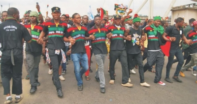 Federal High Court proscribes IPOB