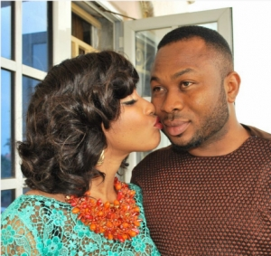 Tonto Dikeh and estranged husband: WHEN THE GOING WAS GOOD