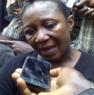 Ogechi Amadi: a member of the Evans kidnapping gang