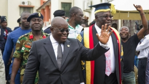 """NHIS Being Revived"" – President Akufo-Addo"