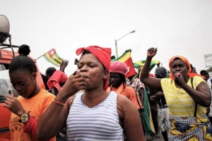 More anti-Gnassingbe protests are planned for Thursday