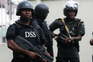 Why we raided judges' residences – DSS