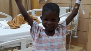 Ali was run over by Boko Haram militants in 2014