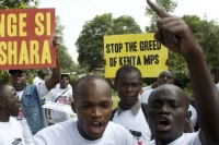 Kenyans have been protesting against MPs' pay for many years
