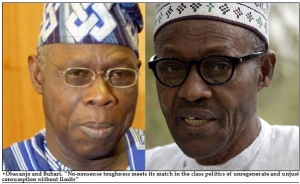 Obasanjo to Buhari: Don't contest in 2019