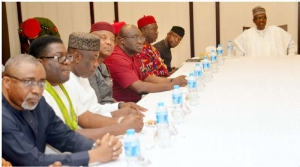 Igbo not marginalised in cabinet appointments —Buhari
