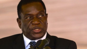 Vice-President Emmerson Mnangagwa is seen as a potential successor to President Robert Mugabe