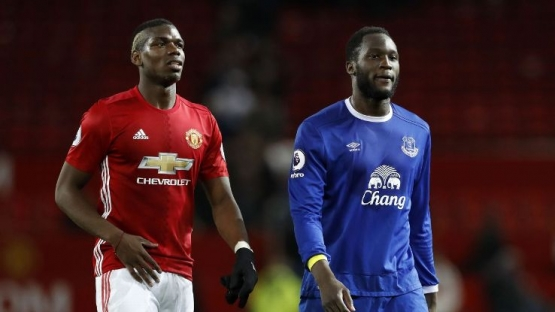 Friends from a young age, Paul Pogba and Romelu Lukaku will now be lining up alongside each other at Manchester United.